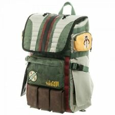 Star Wars Boba Fett Mandalorian Suit Up Laptop Backpack Free Shipping