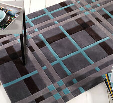 Polyester Checked English Regional Rugs