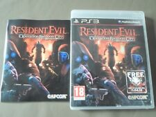 RESIDENT EVIL OPERATION RACCOON CITY ( PLAYSTATION 3 - SONY ) COMPLET