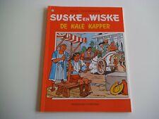 Suske en Wiske 122. De kale kapper  1992