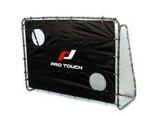 PRO TOUCH MINI BUT DE FOOTBALL avec kick-point 213x152x76 cm Tor incl. réseau