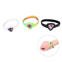 Guitar Picks Bracelet Picks Wrist Strap Pick Bag Guitar Pick Holder WristbaBLUS