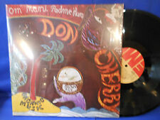 DON CHERRY brown rice REPRESS DE LUXE lp GATEFOLD EXC+