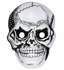 Haunted Horror Schädel Maske NEU - Karneval Fasching Fasnet Maske Totenkopf