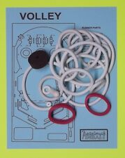 1976 Gottlieb Volley pinball rubber ring kit