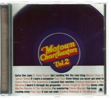 Motown Chartbusters: Volume 2 (1968)...1997 Reissue Used CD VG...