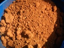 1 POUND BOXED Georgia Red Dirt Clay Soil with SHINY MICA  - FREE SHIPPING