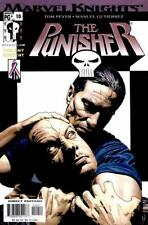 Punisher #10, Marvel Knights, NM 9.4, 1st Print, 2002, Unlmtd Shipping Same Cost