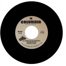 LES BROWN (VOCAL BY DORIS DAY) Sentimental Journey M- 45 RPM REISSUE