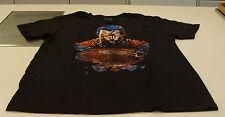 Superman Man of Steel Heat Vision T Shirt Short Sleeves XL Mens New DC Comics