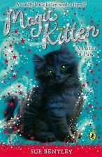 Magic Kitten A Puzzle Of Paws By Sue Bentley - New