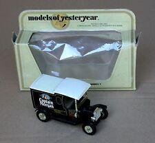 Matchbox Model of Yesteryear MOY Y-12  Ford T van Captain Morgan N/B (#CLA-5)