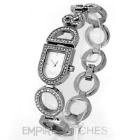 *NEW* DOLCE & GABBANA LADIES D&G DAY & NIGHT SILVER WATCH - DW0129 - RRP £160