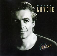 DANIEL LAVOIE : HERE IN THE HEART / CD - TOP-ZUSTAND