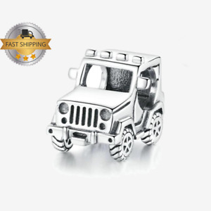 Jeep Charm For Bracelet, Birthday Gift And Mothers Day Gift