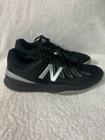 New Balance REVlite Mens Size 9.5 Black Running Sneakers