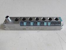 SIEMENS SIMATIC ET200 DIGITAL INPUT MODULE 6ES7141-6BF00-0AB0 XLNT MAKE OFFER !!