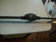 Heavy Cast Iron & Steel Vintage Reed Mfg. Co. & Armstrong Pipe Threading Tool
