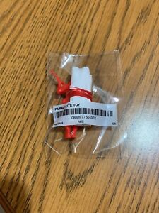 FW19 Supreme Army Man Parachute Plastic Toy Red Gift Paratrooper