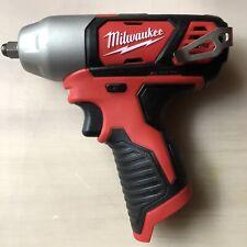 Milwaukee 2463 20 Cordless M12 38 Impact Wrench Bare New