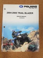 POLARIS 2004-2005 TRAIL BLAZER SERVICE MANUAL WITH CD P/N 9919476