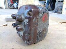 Vintage American Bosch Magneto Mjc4c 8 Original Cw 4 Cylinder