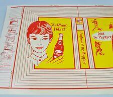Dr Poivre Cola USA Années 1950 Couverture Du Livre Couverture Du Livre Baseball