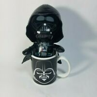 Sith Lord Darth Vader Plush and Coffee Mug Lot Official Star Wars Collectibles
