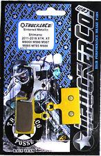 Truckerco Sinterizadas Pastillas Frenos Para Shimano XTR XT Doere Slx Br m8000