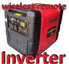 7.5KVA / 6KVA SILENT INVERTER GENERATOR SINE WAVE LCD REMOTE START ECONOMY MODE