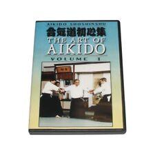 Shoshinshu Art of Aikido #1 General Introduction Dvd Kensho Furuya