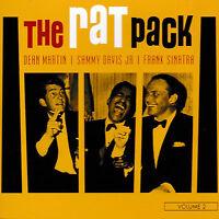 The Rat Pack - Volume 2 - Sinatra/Davis/Martin **NEW CD**