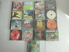 15 CD Sammlung Dance, Trance, House, Deep Heat