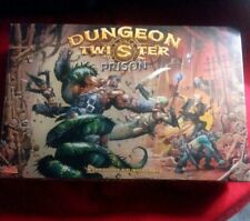 Dungeon Twister 2 Prison Board Game COMPLETE RARE NICE!