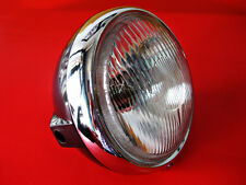 HONDA CB100 CB125 S CL100 CL125 S XL100 SL100 HEADLIGHT & RIM RING & BUCKET CASE