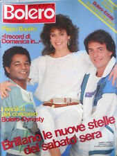 BOLERO n°1886 1983 Corinne Clery Mario Merola - Speciale Vasco Rossi  [D29]