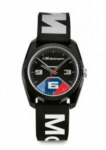 BMW M Motorsports Watch 80262467760 NEW 2020