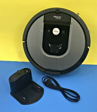 iRobot Roomba 960 Robot Vacuum Cleaner w/ WiFi Connectivity - Black & Grey #2949