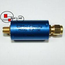 1 Mini Circuits Slp 150 Dc 140mhz Sma Rf Microwave Coaxial Low Pass Filter