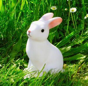 Bunny Night Light Woodland Rabbit LED Nursery Boy Girl Kids Room