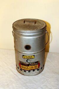 Vintage Kerosene Heater by Sports Heater Co Dever Co