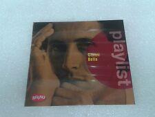 CD BELLA GIANNI PLAYLIST: GIANNI BELLA