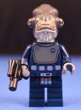 LEGO® STAR WARS™ 75172 ADMIRAL RADDUS™ Rogue One Minifigure + blaster 100% LEGO