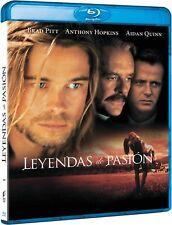 Leyendas de Pasión (Blu-ray, 2017)