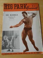 THE REG PARK JOURNAL muscle bodybuilding magazine/KEN McDONALD 4-56