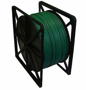 NETWORK LAN Cable Cat6 Stranded U/UTP PVC Jacket GREEN 305m PURE COPPER HQ