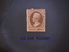 Us 146 2 Cent Jackson Red Brown F Mognh ScCv $325