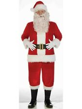 Deluxe Velvet Santa Suit - Adult Christmas Costume
