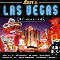 Stars IN Las Vegas - 200 Famous Titel (10cd Set) Neue CD