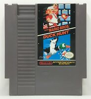 NES Super Mario Bros. / Duck Hunt Game Cartridge *Authentic/Cleaned/Tested*